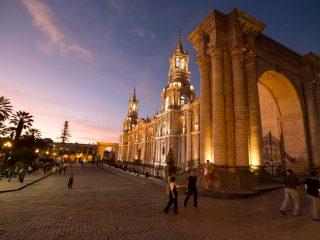 Cusco - Puno - Arequipa 6 Days / 5 Nights