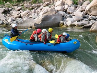 Apurimac River Rafting 3 Days / 2 Nights