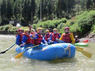 Urubamba River Rafting 2 Days / 1 Night